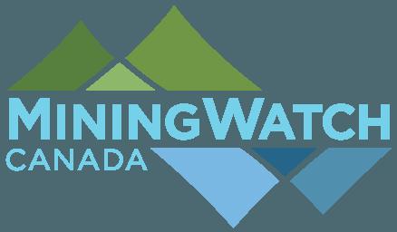 Mining Watch Canada 1
