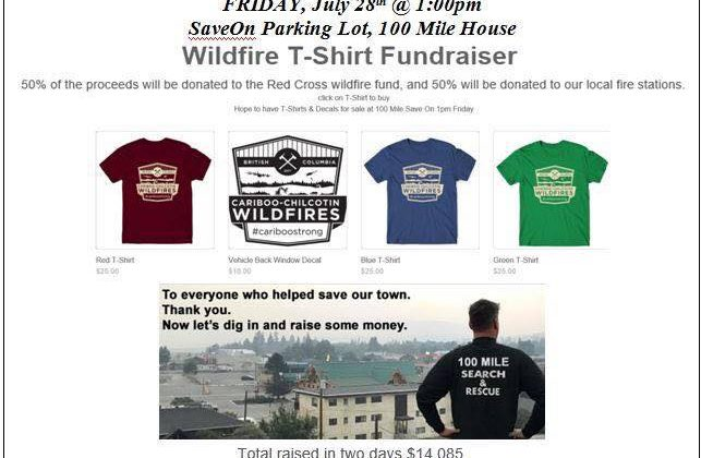 South Cariboo Search And Rescue Member Launches Cariboostrong T