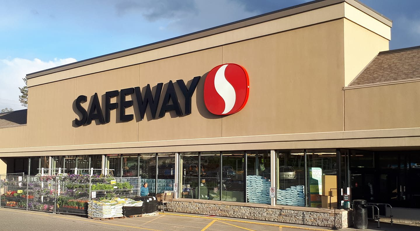 Safeway in Williams Lake, 100 Mile to close and re-open as