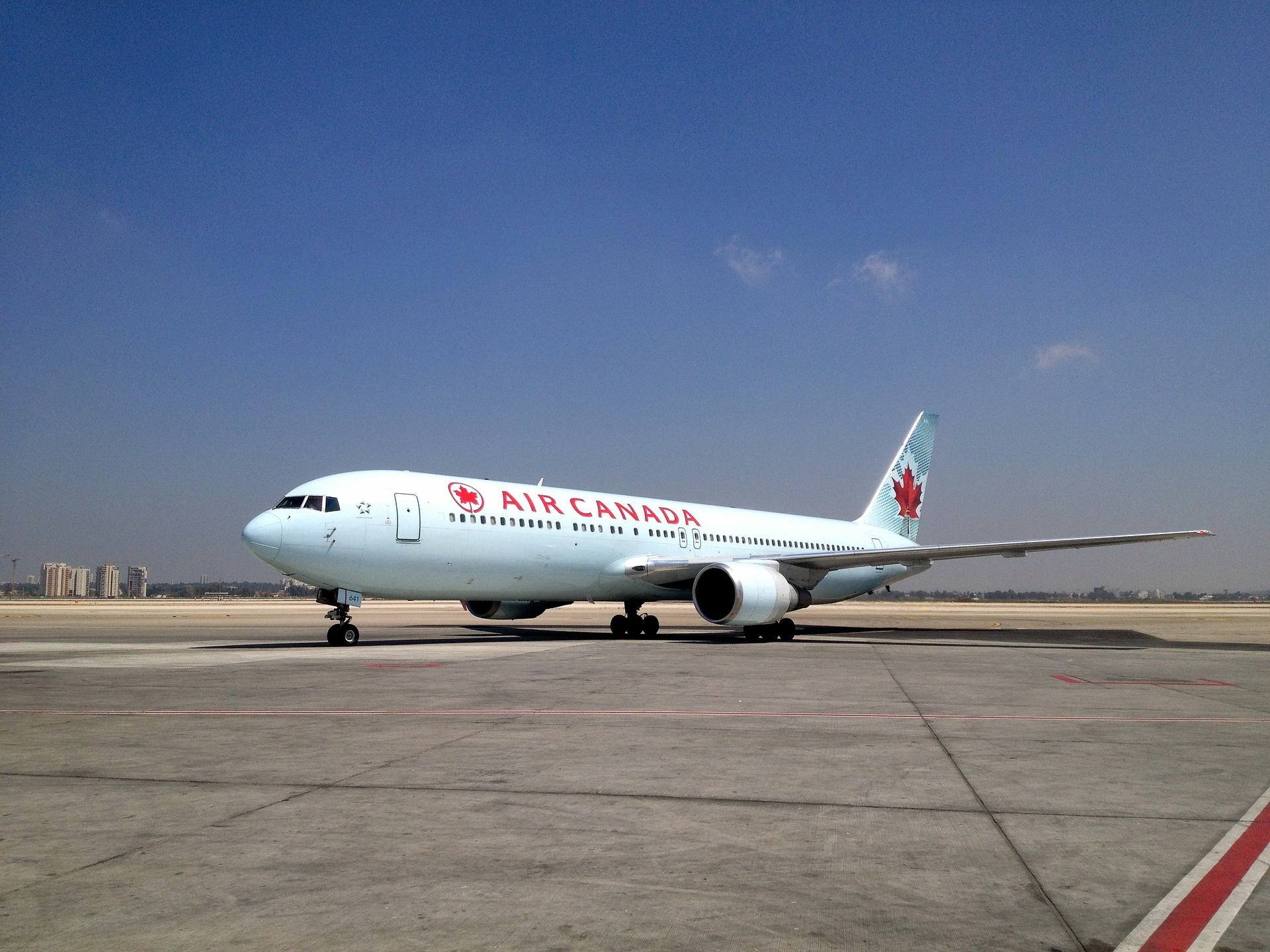 Trudeau To Offer Air Canada Help